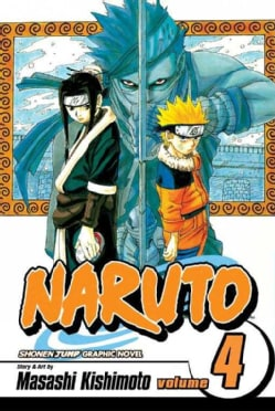 Naruto 4: The Hero's Bridge (Paperback)