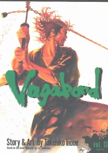 Vagabond 13 (Paperback)