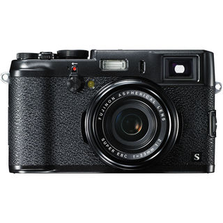 FujiFilm FinePix X100 12.3MP Black Digital Camera