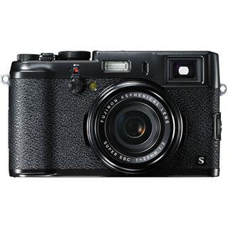 FujiFilm FinePix X100 12.3MP Black Digital Camera