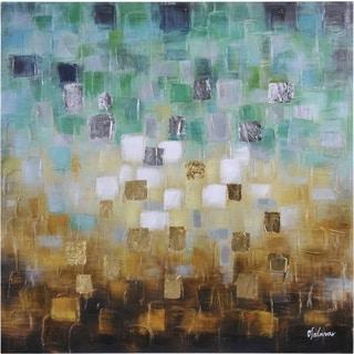 Ren Wil Olivia Salazar 'Tarabalo' Hand-painted Canvas Art