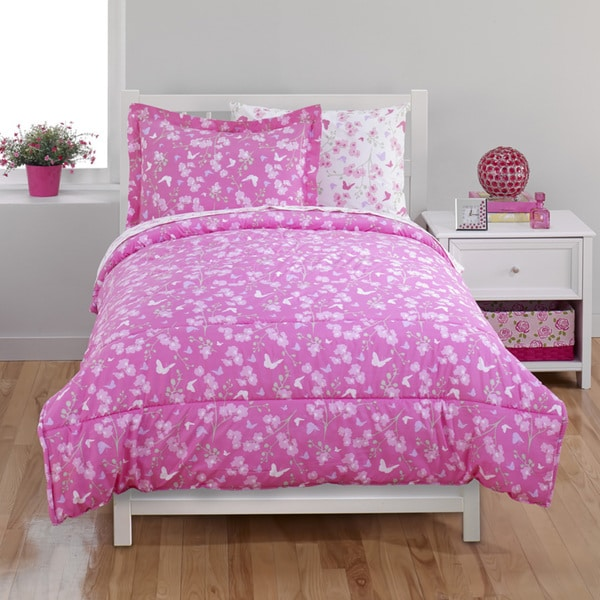 Butterflies 2-piece Comforter Set