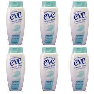 Summer's Eve 15-ounce Feminine Wash (Pack of 6)