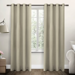 Jakarta Grommet Top Curtain Panel Pair
