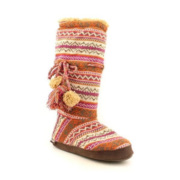 Muk Luks Women's 'WPL6134' Basic Textile Boots