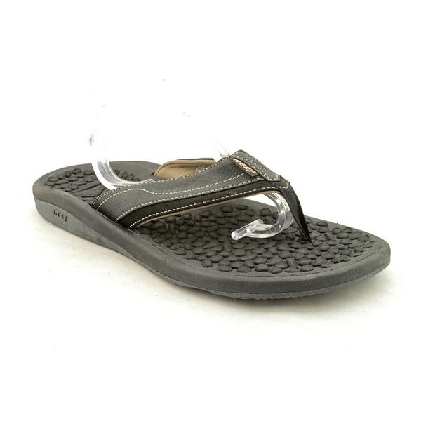 a19281dd9da Shop Reef Men s  Playa Negra  Synthetic Sandals (Size 11 ) - Free ...