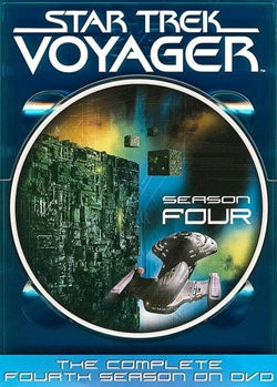 Star Trek: Voyager The Complete Fourth Season (DVD)
