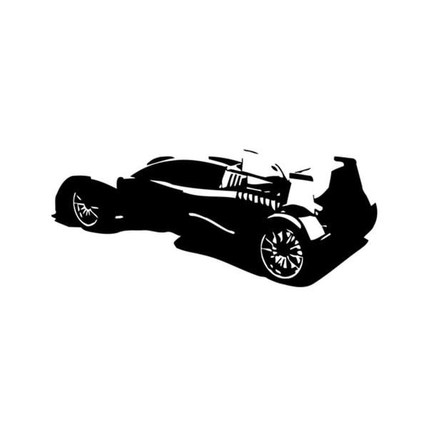 'Caparo T1' Graphic Vinyl Wall Decal