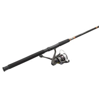 Zebco Catfish Fighter Spin Combo Pole and Reel