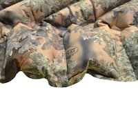 Klymit Static V Lightweight Sleeping Pad King's Camo - Green