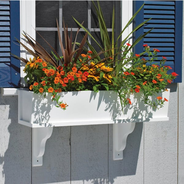 Lazy Hill Farm Designs 'Montauk' Window Box