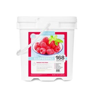 Lindon Farms 168 Servings Freeze Dried Raspberries