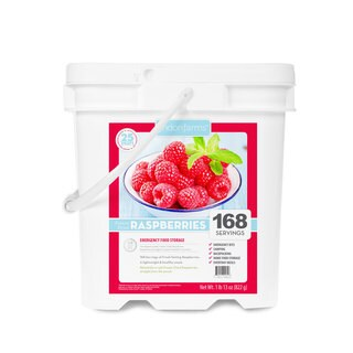 Lindon Farms 168 Servings Freeze Dried Raspberries