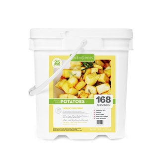 Lindon Farms 156 Servings Freeze Dried Potatoes
