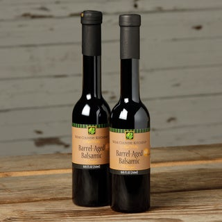 Wine Country Kitchens Barrel-Aged Balsamic Vinegar (Pack of 2)