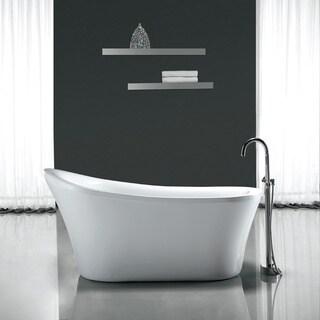 OVE Decors Rachel 70-inch Freestanding Tub