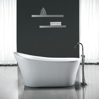 48 inch freestanding tub. OVE Decors Rachel 70 Inch Freestanding Bathtub Bathtubs For Less  Overstock