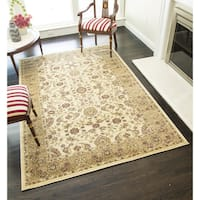 Florence Antique Floral Area Rug - 7'10 x 10'10