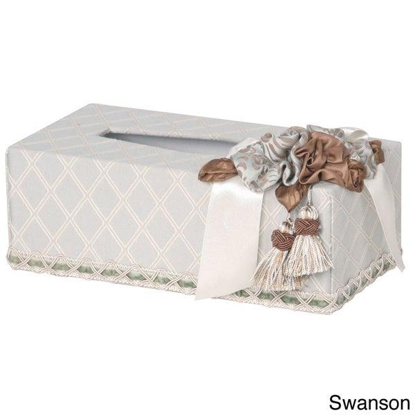 Romance Rectangular Tissue Box Cover