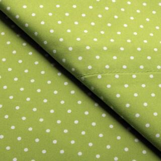 Expressions Grand Polka Dot Easy Care Sheet Set