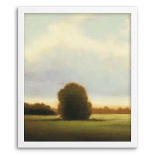 Gallery Direct Just Before Dusk I Framed Paper Art