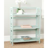 Safavieh Natalie Celadon Low Bookcase