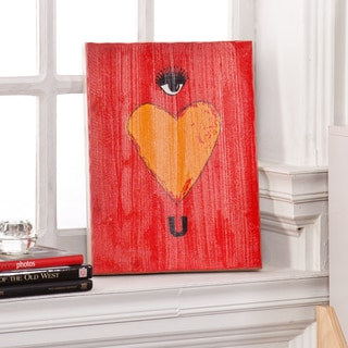 Holly & Martin Swoon Wall Panel - Eye Heart U