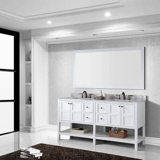 Virtu USA Winterfell 72-inch White Carrara Marble Double Sink Vanity and Mirror|https://ak1.ostkcdn.com/images/products/8910878/P16129094.jpg?impolicy=medium