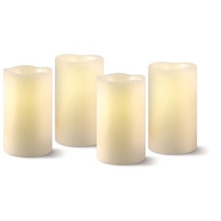 Order Home Collection 4-piece Flameless LED Candle Set with Timer