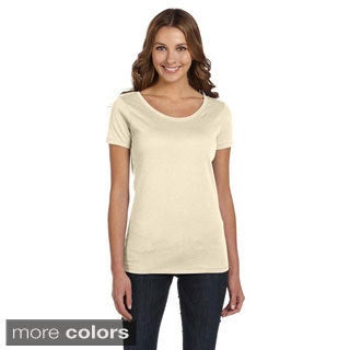 Alternative Women's Organic Cotton Scoop Neck T-shirt
