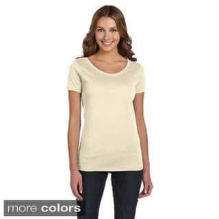 Alternative Women's Organic Cotton Scoop Neck T-shirt|https://ak1.ostkcdn.com/images/products/8911097/Alternative-Womens-Organic-Cotton-Scoop-Neck-T-shirt-P16129329.jpg?impolicy=medium