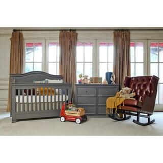 Million Dollar Baby Classic Foothill-Louis 6-Drawer Changer Dresser