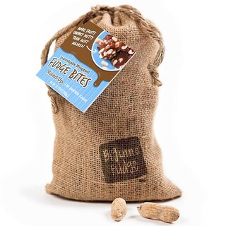 Assorted Fudge Burlap Bundle (10 Pieces)