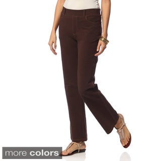 Brown Pants - Shop The Best Deals on Women's Clothing For Feb 2017