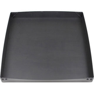 Flip-Up Side Drip Pan