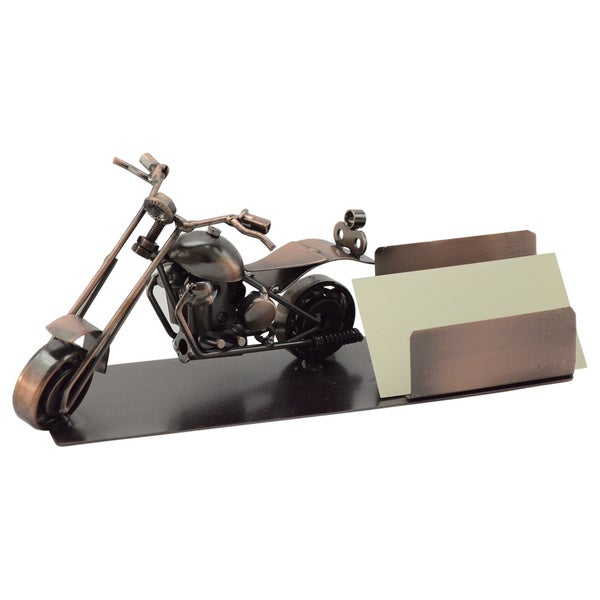 Shop Winebodies Motorcycle Business Card Holder Free Shipping On
