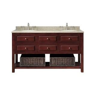 60 Inch Bathroom Vanity With Vessel Sink 51-60 inches bathroom vanities & vanity cabinets - shop the best