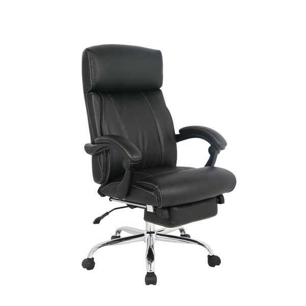Viva Office High Back Bonded Leather Executive Recliner