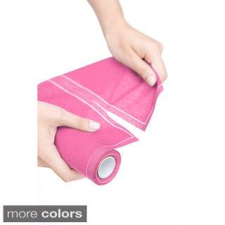 Mydrap Solid Tear-off 25-piece Disposable Cotton Luncheon Napkins
