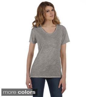 Alternative Women's 'Kimber' Burnout Scoop Neck T-shirt|https://ak1.ostkcdn.com/images/products/8911952/Alternative-Womens-Kimber-Burnout-Scoop-Neck-T-shirt-P16130019.jpg?impolicy=medium