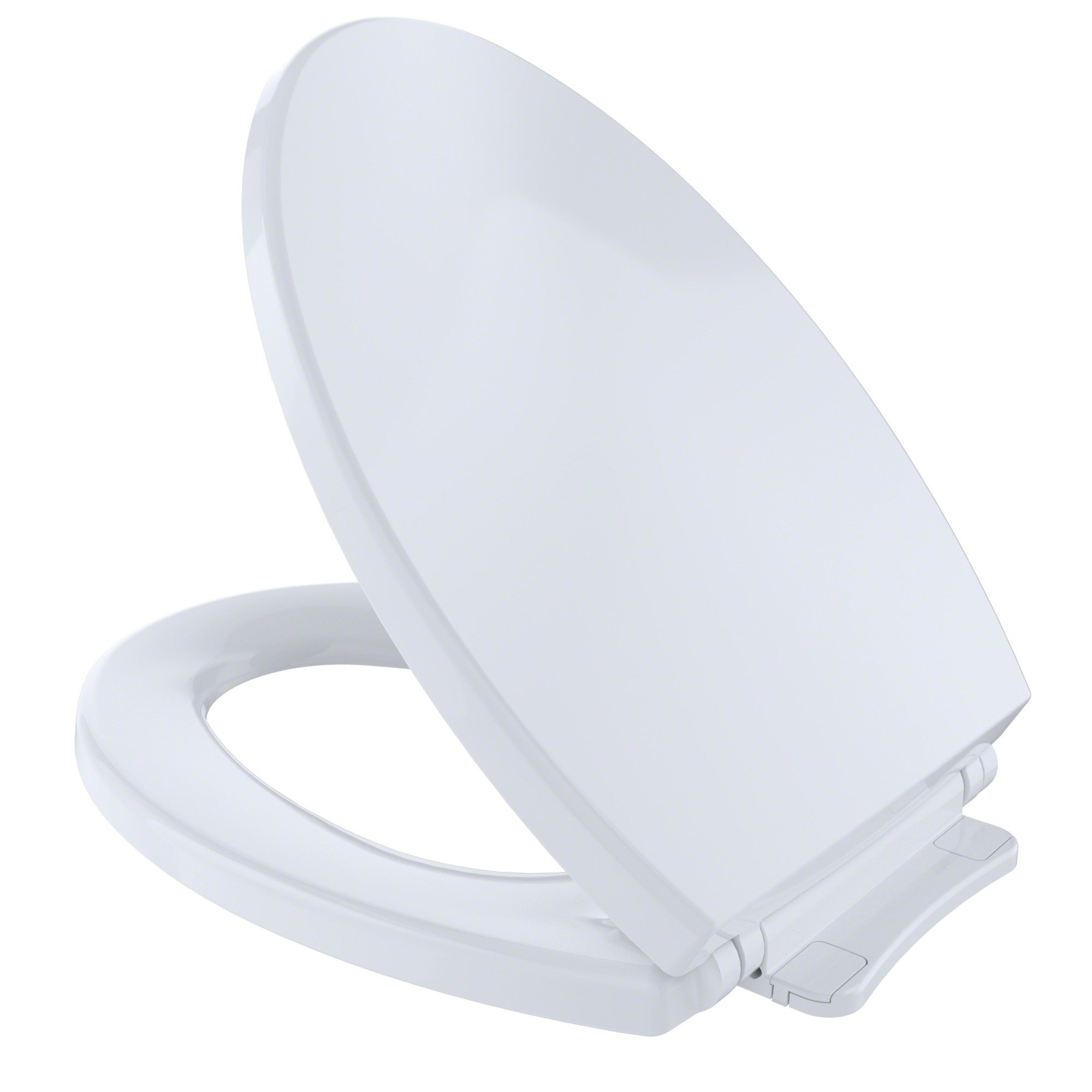 Toto Elongated SoftClose® Toilet Seat SS114#01 Cotton (Co...