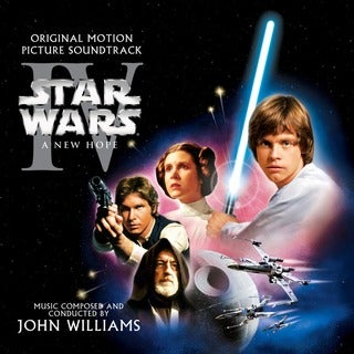 John Williams - Star Wars: Episode IV: A New Hope