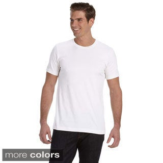 Canvas Men's Organic Jersey T-shirt