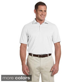 Ashworth Men's Combed Cotton Pique Polo Shirt