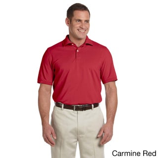 Ashworth Men's Combed Cotton Pique Polo Shirt (More options available)