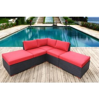 Andover 5-piece Corner Sectional Set