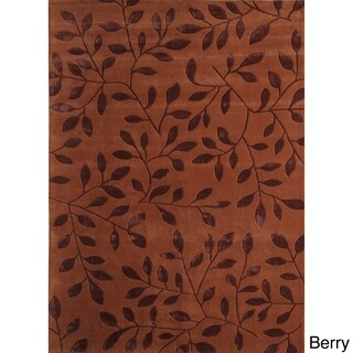 Allure Field Transitional Floral Area Rug (5' x 8')