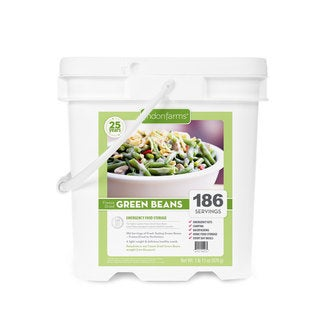 Lindon Farms Freeze-dried Green Beans (186 Servings)
