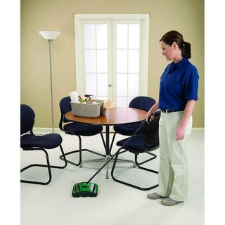 Bissell Commercial BG21 9.5-inch Wet/Dry Manual Sweeper