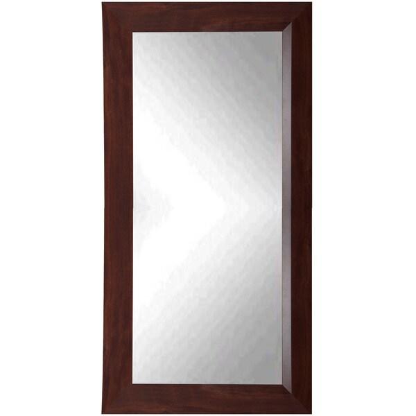 American Made Walnut Tall Mirror